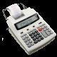 Calculadora Compacta MR 6125 - Visor de LCD